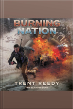 Burning Nation Book 2 of Divided We Fall