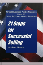 21 Steps to Successful Selling