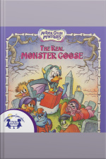 The Real Monster Goose Mother Goose Monsters