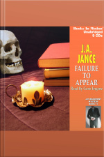 Failure To Appear J.P. Beaumont, Book 11