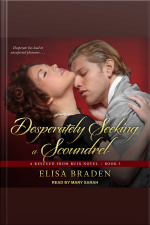 Desperately Seeking a Scoundrel Rescued from Ruin, Book 3