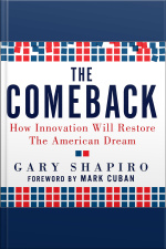 The Comeback How Innovation Will Restore the American Dream