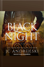 Black as Night Quentin Black Mystery 2