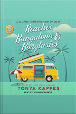 Beaches, Bungalows  Burglaries Camper and Criminals Cozy Mystery, Book 1