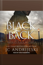 Black Is Back Quentin Black Mystery 4