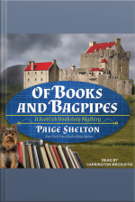 Of Books and Bagpipes A Scottish Bookshop Mystery