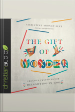 The Gift of Wonder Creative Practices for Delighting in God