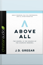 Above All The Gospel Is the Source of the Churchs Renewal