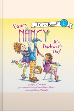 Fancy Nancy: Its Backward Day!