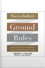 Warren Buffetts Ground Rules