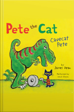Pete the Cat: Cavecat Pete