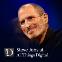 Steve Jobs At The D: All Things Digital Conference (audio)
