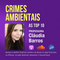 Crimes Ambientais / TOP 10 / Professora Cláudia Barros