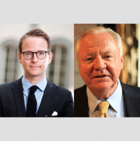 Sustainable markets - Lars Strannegård and Björn Stigson talks about a new SSE research center