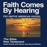 CEV Bible - Contemporary English (Native American Narrators) Version