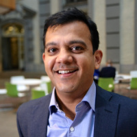 To lead in a global context - Parag Satpute