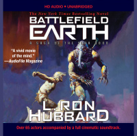 Battlefield Earth Audiobook (unabridged): Library Package
