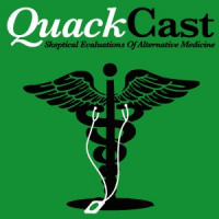 QuackCast 29. Reiki and Theraputic Touch