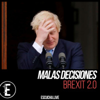 Malas Decisiones 55: Brexit 2.0