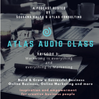3ο Atlas Audio Class: Marketing is everything