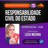 Responsabilidade Civil do Estado / Professora Lízia Medina