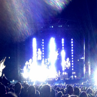 RHCP at RHCP @ Knebworth Park
