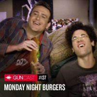#137 - Monday Night Burgers