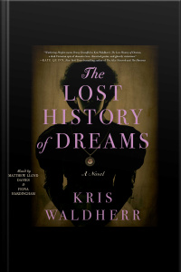 The Lost History Of Dreams: A Novel