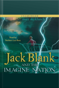 Jack Blank And The Imagine Nation