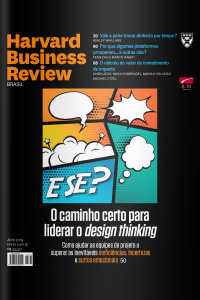 Harvard Business Review Brasil - Abril de 2019