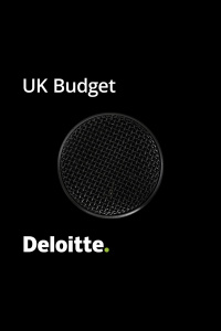 Deloitte Uk Budget Podcasts