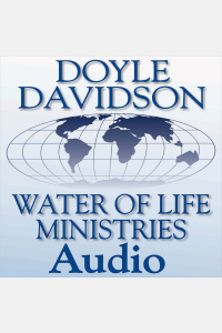Water Of Life Audio