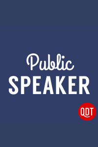 The Public Speakers Quick And Dirty Tips For Improving Your Communication Skills