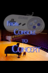 From Console To Concert - A Video Game Music Show