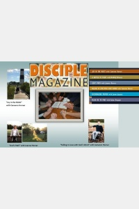 Disciple Magazines Podcast