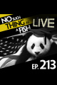 Episode 213: No Such Thing As Panda Gladiators