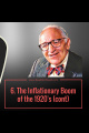 Episode 59 - 6. The Inflationary Boom of the 1920s (continued) - Murray N Rothbard
