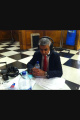 Tooting winning candidate Sadiq Khan speaks to BBC London 94.9