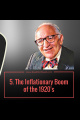Episode 58 - 5 . The Inflationary Boom of the 1920s - Murray N Rothbard