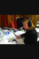 Putney winning candidate Justine Greening speaks to BBC London 94.9