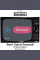 Dont Take It Personal | bohrdom. episode 035