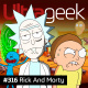Ultrageek 316 – Rick and Morty