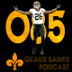 Geaux Saints Podcast 085: Saints vs Panthers semana 15 2018