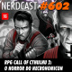 NerdCast 602 - RPG Call of Cthulhu 2: O horror do Necronomicon