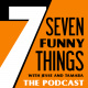 Episode 16 - Comedy in Roadside Signs, Miming Crimes and Shopping Misdemeanours, Plus Household Products You Cant Live Without!