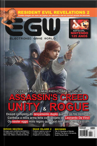 Egw: Ed. 157 - Assassins Creed (unity E Rogue)