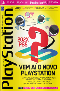 Revista Oficial Brasil Playstation